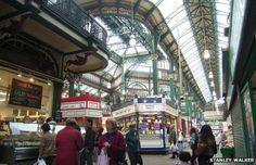 Old Kirkgate Market Bradford