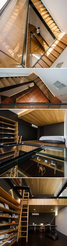 Nice wooden house