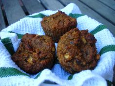 Paleo - apple cinnamon muffins. These were delicious! I would add more honey next time as I like my muffins a bit sweeter. They were so moist, my husband thought I had put butter on them. Definitely making again!