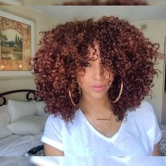 15 Best Big Curly Hair for Beautiful Women Big Curly Hair Styles Crazy Curly Hair, Brown Curly Hair, Colored Curly Hair, Big Hair, Curly Afro, Curly Ponytail, Curly Wigs, Girls With Curly Hair, Braids For Curly Hair