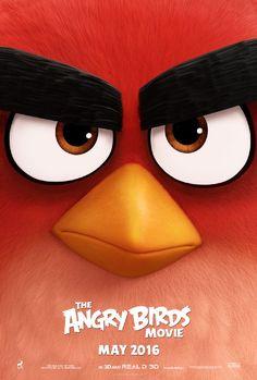 #AngryBirds (2016) #Trailer   #JasonSudeikis, Peter Dinklage, Bill Hader #Moviehttp://filmtrailersworld.blogspot.rs/2015/09/angry-birds-2016-trailer.html  #film