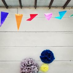 #decor for #familypartytime...#helloweekend #event #inspiration #decoration #styling #colors #paperwork #paperdecor #paperdecoration