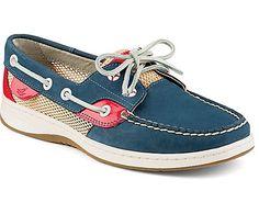 Sperry Top-Sider Bluefish Open Mesh 2-Eye Boat Shoe