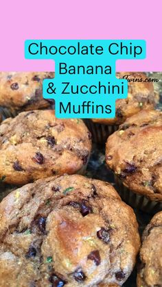 Healthy Blueberry Muffins, Ripe Banana Recipes Healthy, Blue Berry Muffins, Healthy Muffin Recipes, Healthy Baking, Healthy Desserts, Baby Food Recipes, Banana Muffin Recipes, Recipes With Bananas