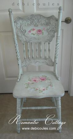 Rose chair ♥