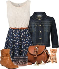 """""""County Fair Day"""" by katc on Polyvore"""