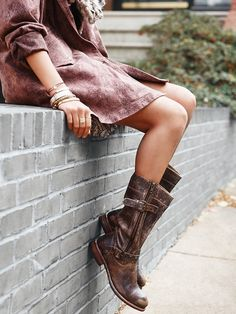 Free People Cafe Racer Boot, $0.00 out of stock so i don't know how much AMAZING   freepeople.com