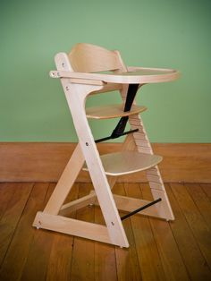 Mocka Original Wooden Highchair