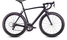Specialized S-Works Tarmac SL4 LTD Black. I love the all matte black color scheme of this bike.