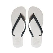 ecoalf. recycled.FLIP FLOP LIGHT GREY