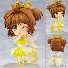 AmiAmi [Character & Hobby Shop] | Nendoroid Co-de - Cardcaptor Sakura: Sakura Kinomoto Angel Crown Co-de(Pre-order)