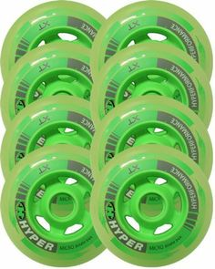 Inline Speed Skates by Trurev  3 skate frame ceramic bearings 110mm wheels.