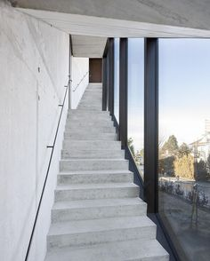 3-APARTMENT BUILDING ON ROVEREAZ ROAD IN LAUSANNE by LOCALARCHITECTURE