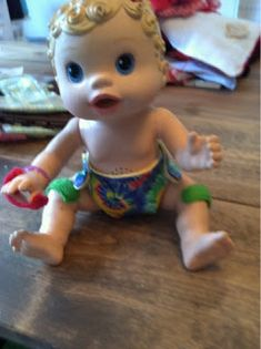 Crafted by mama: Diapers for Baby Alive