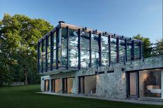 Philip Johnsons Wiley House - Usa