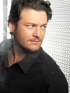 Blake Shelton (visual inspiration for Cash Gray in The Gray Pack series by Lori King)