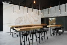 Aidling Darling Design Serves Up Food and Art at In Situ