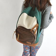 MAGIC UNION Canvas Backpacks For Women School Canvas Backpacks Girls Fashion Bags New 2016 Hot Sales Canvas Large Bags BP089