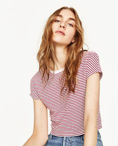 Image 2 of TANK TOP from Zara