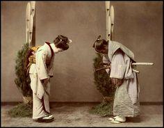 Vintage Japan (from Okinawa Soba site)
