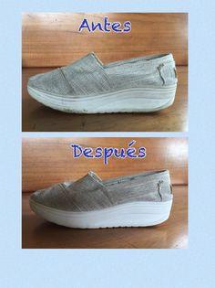 Como limpiar mis zapatos blancos  https://m.youtube.com/watch?feature=youtu.be&v=Bi89ufLfQ9M