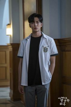 Extraordinary You - Rowoon_MyDramalist_com Hot Korean Guys, Korean Men, Korean Actors, Drama Korea, Korean Drama, Actriz Anne Hathaway, Chani Sf9, Kim Sejeong, Kdrama Actors
