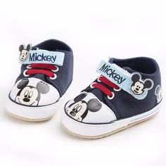 Mickey Mouse Boys Sneakers