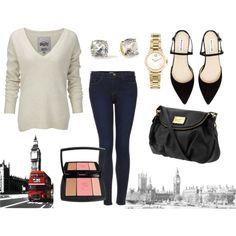 """Street Style"" by alittlebitofeverythng on Polyvore"
