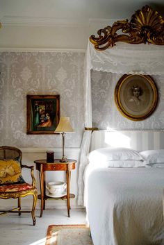 Escape Special: Connemara's captivating wilds | How To Spend It Connemara Pony, Wood Images, Into The West, Four Poster Bed, Bedroom Styles, Canopy, Bedroom Decor, Interior Design, Bedrooms