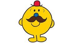 New Mr Men character ebook launched in support of Movember Miss Friend, Mr Men Little Miss, Man Character, Movember, Tweety, Winnie The Pooh, Disney Characters, Fictional Characters, Product Launch