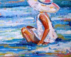 Summer III by Ina Shtukar. #ugallery