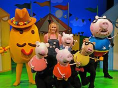 5 things your kids can learn from Peppa Pig #PeppaPig #Peppa #Learning