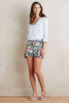 Skyflower Shorts