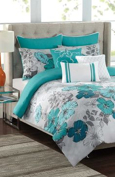 KAS Designs 'Clara' Duvet Cover & Shams available at #Nordstrom I like this one more!