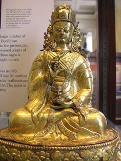British Museum Top 20 Buddhism 19 Padmasambhava 19. Padmasambhava – Tibet, 18C AD, 38 cm high. Padmasambhava (Tib. Guru Rinpoche) is revered...