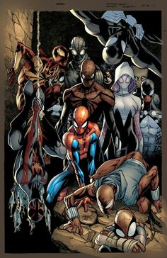 Spider-Man Spiderverse
