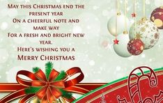 Christmas Messages and 2021 New Year Wishes For Family and Friends Best Merry Christmas Wishes, Christmas Wishes Quotes, Christmas Thoughts, Merry Christmas Images, Christmas Messages, Christmas Love, Christmas Greetings, Christmas Wedding, Winter Christmas