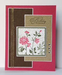 Paper Perfect Designs: TSSC168 - Happy Birthday