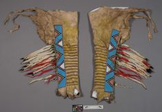Blackfoot leggings NMNH  ac