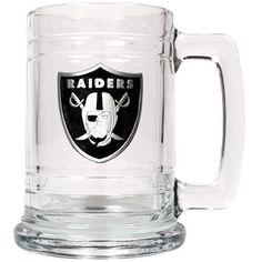 Personalized NFL Emblem Mug - Oakland Raiders