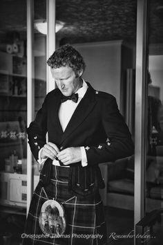 The Landing at Dockside – Brisbane Wedding Photographers – Hamish getting dress in a kilt, Christopher Thomas Photography Wedding Ceremony, Wedding Day, 1st Anniversary, Brisbane, Got Married, Wedding Details, Landing, Photographers, Dress