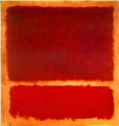another Rothko from La misteriosa....
