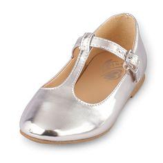 June T-Strap Ballet Flat