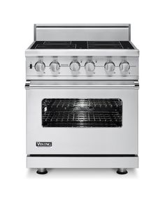Visc530 30 Electric Induction Range Viking 7000 Residential Professional Option