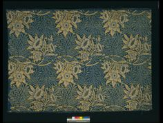 Tulip and Willow | William Morris | V&A Collections