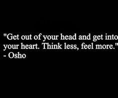 ..feel more.