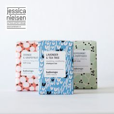 Pattern & graphic design by Jessica Nielsen for Babongo