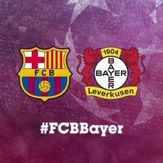FC Barcelona v Bayer Leverkusen [LINE-UP | ALINEACIÓ | ALINEACIÓN] 1.Ter Stegen 3.Piqué 4.Rakitic 5.Sergio 6.Alves 8.Iniesta 9.Suárez 11.Neymar Jr 14.Mascherano 19.Sandro 24.Mathieu  Substitutes / Suplents / Suplentes: Masip, Douglas, Bartra, Alba, Gumbau, Sergi Roberto, Munir --- Match live at www.fcbarcelona.com Segueix el partit en directe a www.fcbarcelona.cat Sigue el partido en directo en www.fcbarcelona.es --- Força Barça! #FCBBayer #FCBLive #UCL