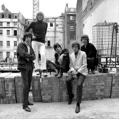 Rolling Stones  Photo session for Out of our heads UK  Gered Mankowitz.