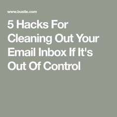 5 hacks to delete your email inbox if it gets out of control . - 5 hacks to delete your email inbox when it gets out of control – # - Technology Hacks, Computer Technology, Teaching Technology, Teaching Biology, Energy Technology, Computer Science, Control, Iphone Information, Gmail Hacks